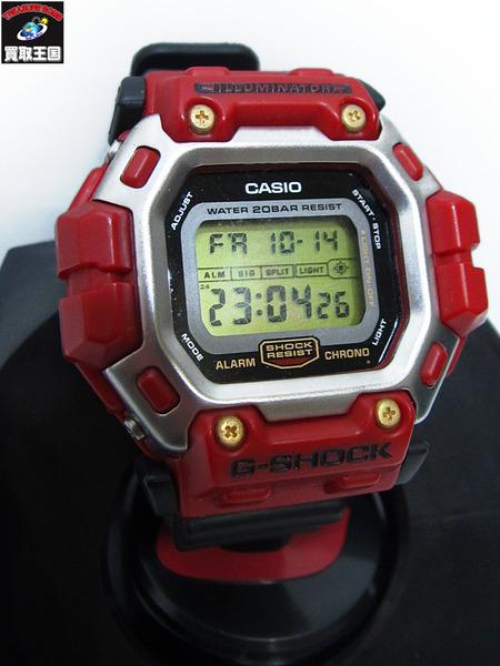 G-SHOCK DW-8300 赤 バックライトガンダム【中古】[▼]