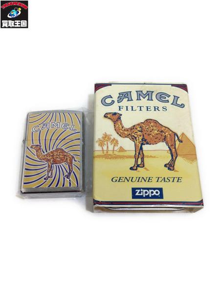 zippo未使用 CAMEL/1998年製 キャンペーン非売品【中古】