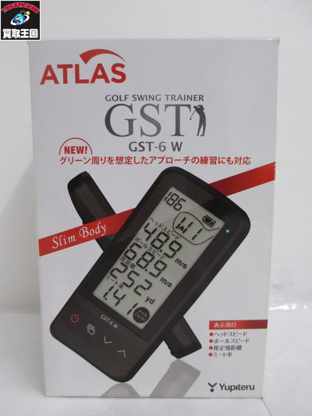 ユピテル ATLAS GST GOLF SWING TRAINER アダプター欠品【中古】
