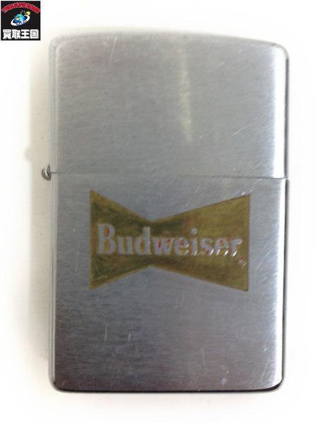 【最安値】 ZIPPO Budweiser【中古】 1962年製 ZIPPO Budweiser【中古】, 和知町:76a160ca --- bibliahebraica.com.br