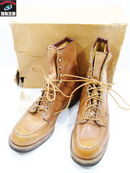 RED WING モックトゥ 214 羽タグ 70S~80S【中古】[値下]