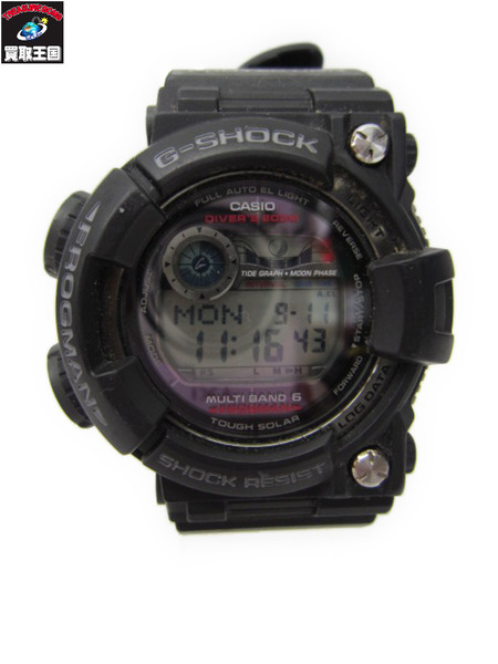 G-SHOCK GWF-1000-1JF フロッグマン 黒【中古】[値下]