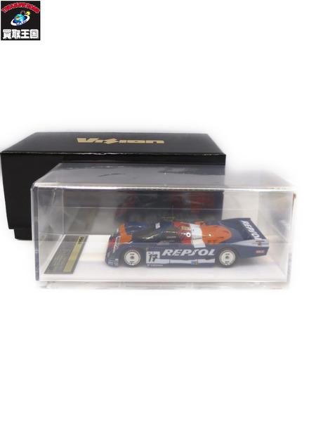 MakeUpCo.Ltd. Porsche 962C【中古】[▼]