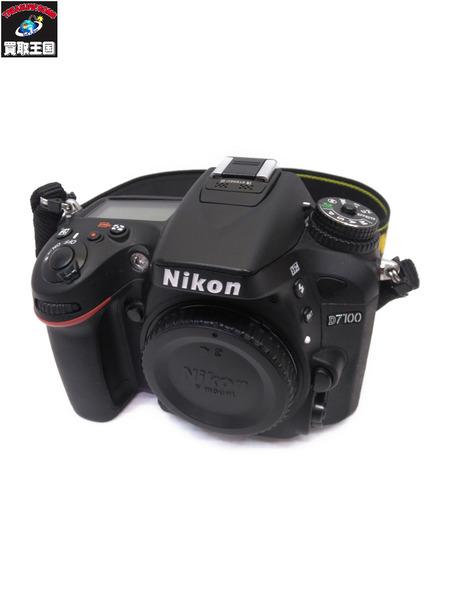 Nikon D7100 18-105VR レンズキット 【中古】[値下]