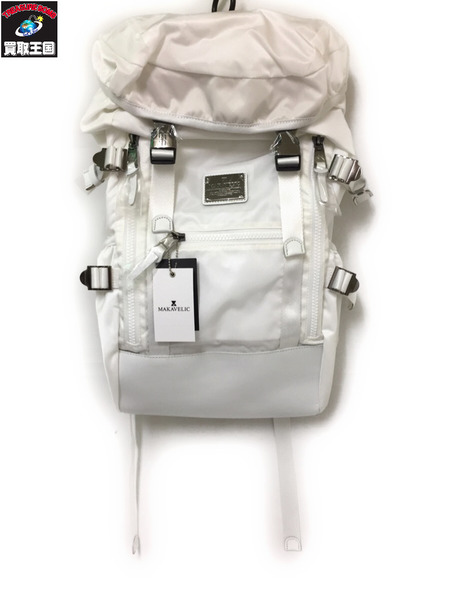 MAKAVELIC/SIERRA SUPERIORITY DOUBLE BELT BACKPACK/3105-10109【中古】