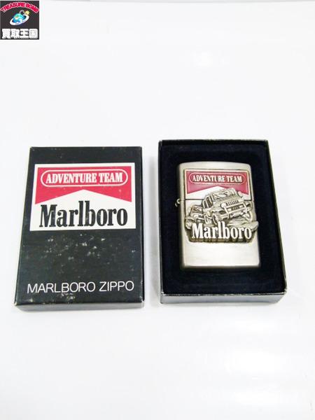 ZIPPO Marlboro ADVENTURE TEAM 97年製【中古】[値下]