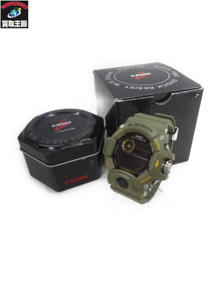 G-SHOCK GW-9400 G-SHOCK【中古】[▼], イヌヤマシ:ce330c8b --- officewill.xsrv.jp