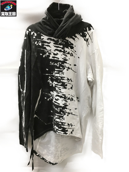 KMRii Black Infusion Pullover LS 1【中古】[値下]