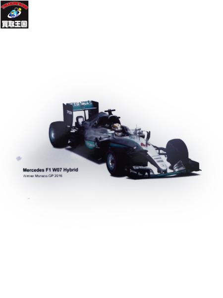 SPARK メルセデス F1 2016 モナコGP WINNER ルイス ハミルトン【中古】[値下]