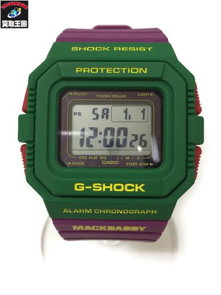 G-SHOCK×MACKDADDY/G-5500MD/タフソーラー【中古】