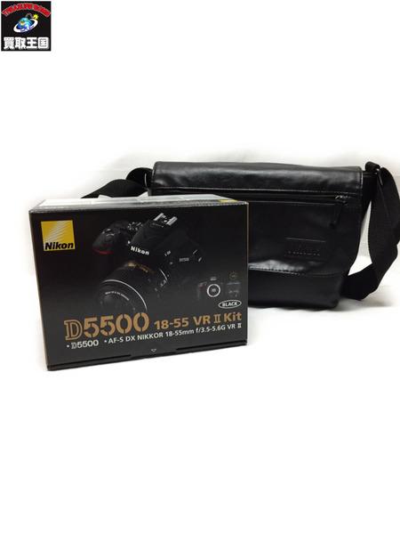 Nikonニコン/D5500 18-55 VR2 レンズキット【中古】[値下]