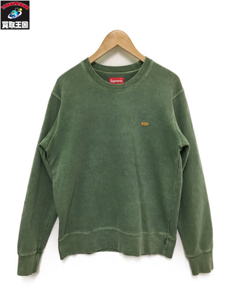 Supreme/14AW/over dyed crewneck/スウェット【中古】