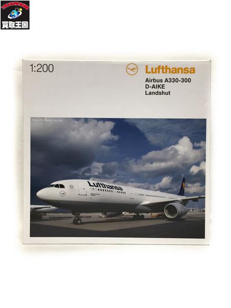 Helper Lufthansa Airbus A330-300 D-AIKE Landshut 1 200 (873