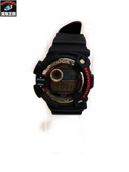 CASIO G-SHOCK 腕時計 FROGMAN DW-9900【中古】[▼]
