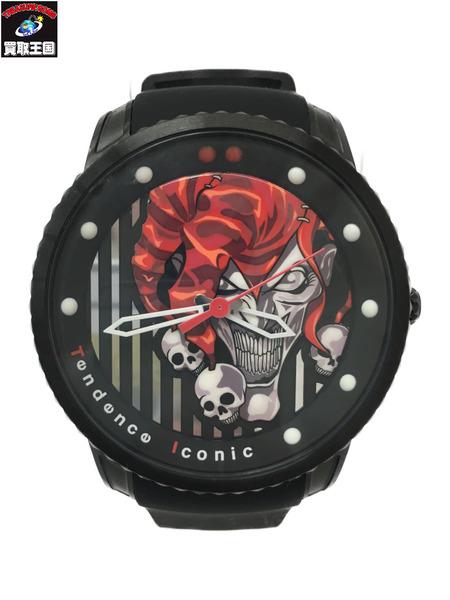 Tendence テンデンス アイコニック ジョーカー 腕時計 TGX30003【中古】[▼]