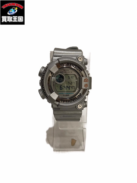 G-SHOCK DW-8201GF-8JF DW-8201GF-8JF メタリックフロッグマン【中古】, 御薗村:be51ce4a --- officewill.xsrv.jp
