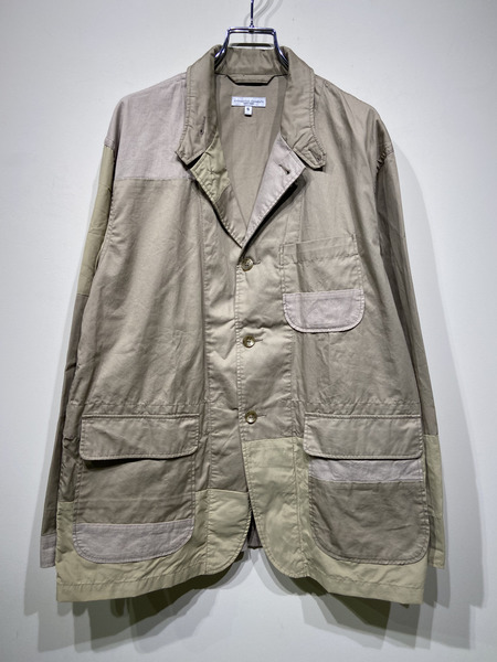 Engineered Garments/19ss/Loiter Jacket/S/ベージュ【中古】