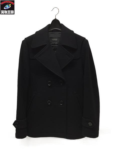 BURBERRY BLACK LABEL Pコート SizeM【中古】