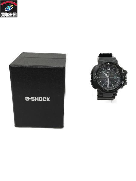 CASIO G-SHOCK スカイコックピット GW-A1100 カシオ ジーショック 腕時計 ブラック【中古】
