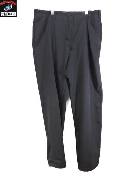 yohji yamamoto pour homme Gabardine Classic Draw String Pant【中古】