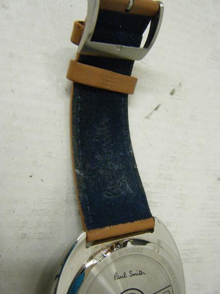 感謝価格】 Paul Smith 腕時計 1116,S086116【中古】 【最安値