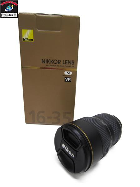 NIKON AF-S NIKKOR 16-35mm f/4G ED VR【中古】[▼]