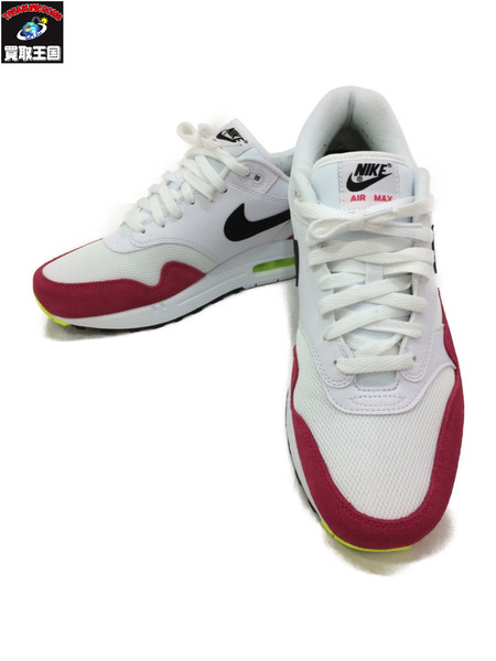 ナイキ NIKE AIR MAX 1 Red Neon 28.5cm【中古】