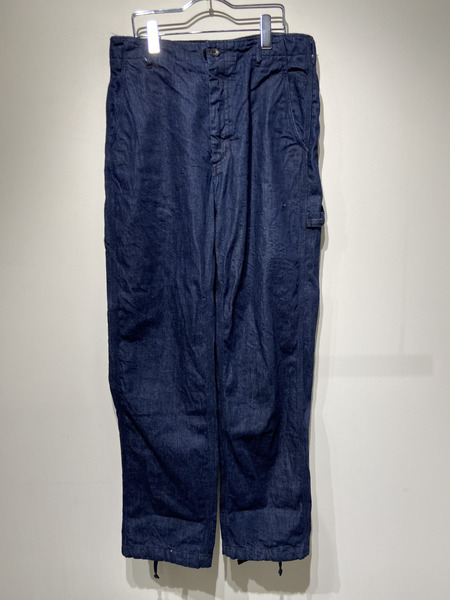 Engineered Garments/Denim Painter Pant/32【中古】