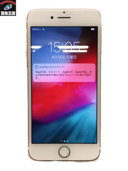 SIMフリー iPhone7 128GB Rゴールド APPLE交換品【中古】