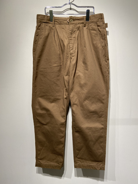 Engineered Garments/Ground Pant/S/BRW【中古】