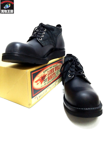 LONE WOLF BOOTS SWEEPER LW01850 27.5cm【中古】