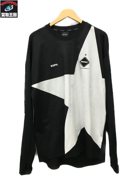 F.C.R.B. ビッグスタートレーニングシャツ(XL)【中古】