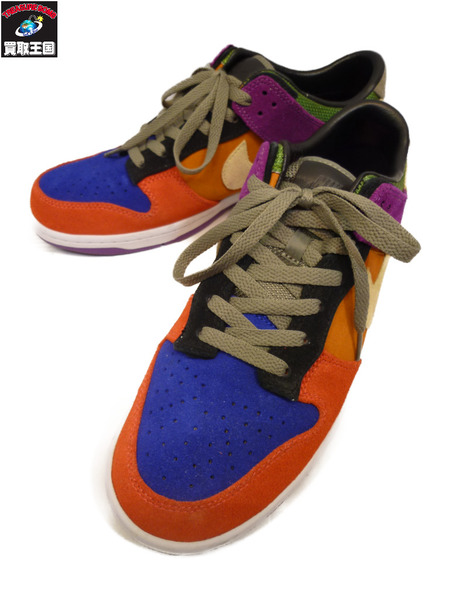 NIKE DUNK(ナイキダンク) PRM LOW VIOTEC SP 28.5?【中古】
