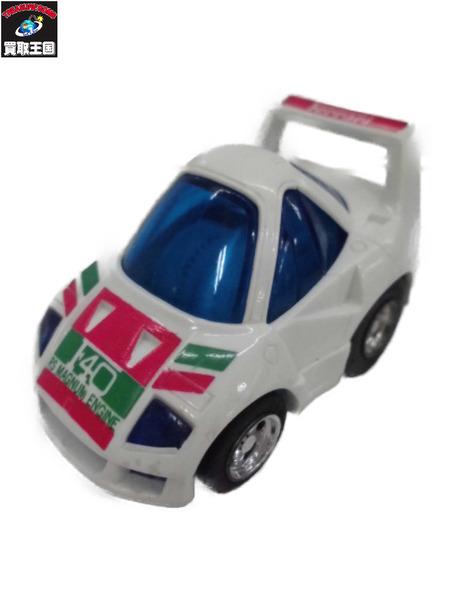 チョロQ HG 23 フェラーリ F40 ホワイト 青窓【中古】