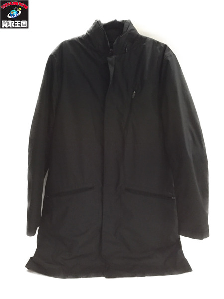 THE NORTH FACE PURPLE LABEL Down Lining Travel Coat S 黒【中古】