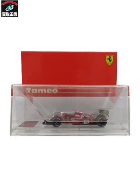 1/43 TAMEO フェラーリ F1-87/88C【中古】[▼]