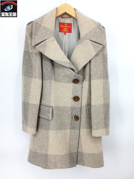 Vivienne Westwood red label ウールコート【中古】