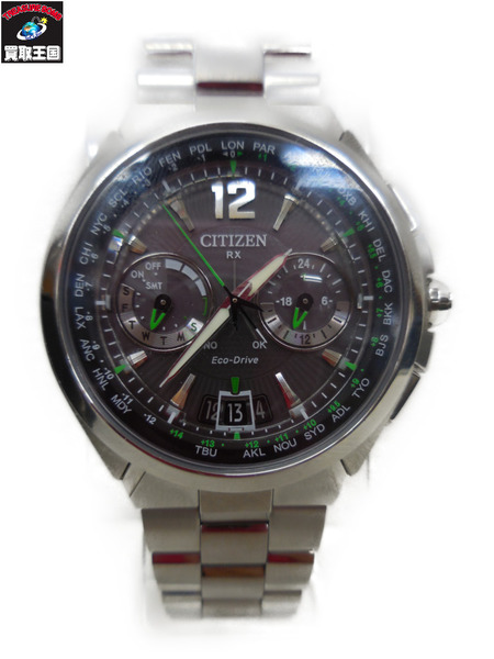 CITIZEN 腕時計 GW-4W-5-9G【中古 CITIZEN】[▼], うっどぴあ:6bf8f329 --- officewill.xsrv.jp