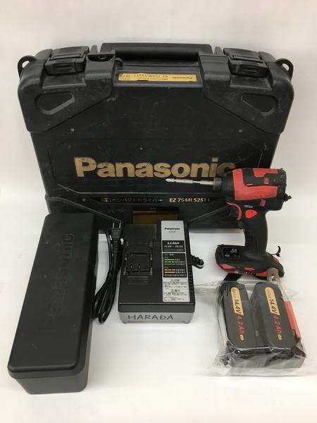 PANASONIC 充電インパクトドライバ 【中古】