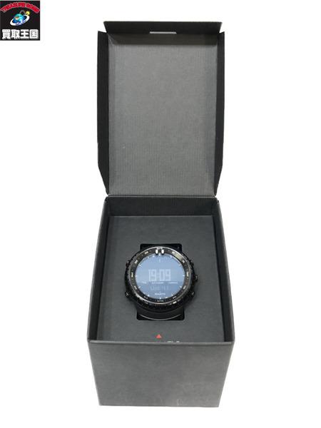 SUUNTO CO ALL BLACK スント クォーツ 腕時計【中古】