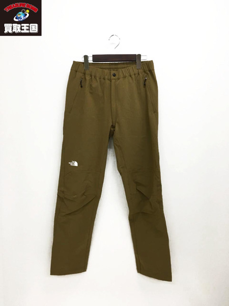 THE NORTH FACE ALPINE LIGHT PANTS NT52927【中古】