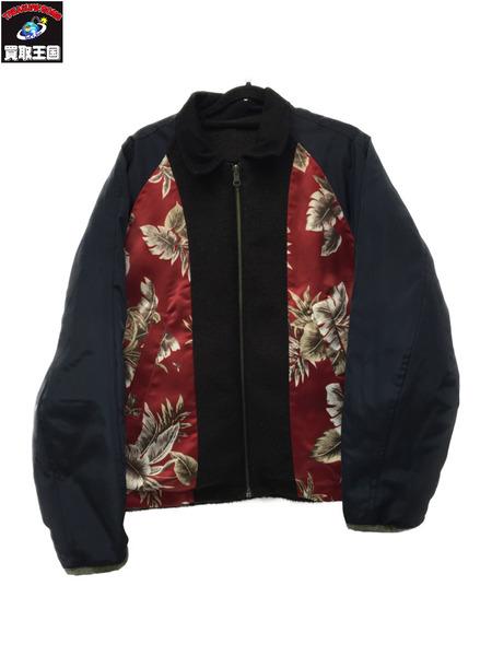 glamb Floria reversible JKT Size2 グラム フロリア リバーシブルジャケット【中古】