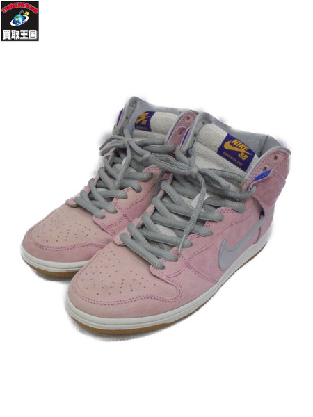 NIKE SB DUNK HIGH PRO PREMIUM SB WHEN PIGS FLY 28.5?【中古】