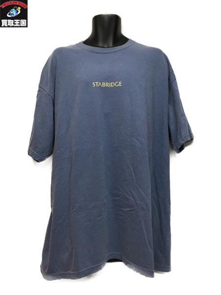 優先配送 STABRIDGE the Apartment 20SS Tシャツ (XXL)【】, オオアミシラサトマチ 528b8b41
