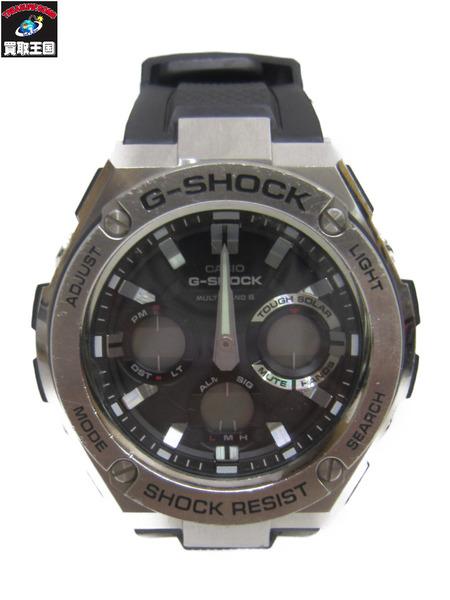 G-SHOCK Gスチール GST-W110-1AJF タフソーラー 腕時計【中古】