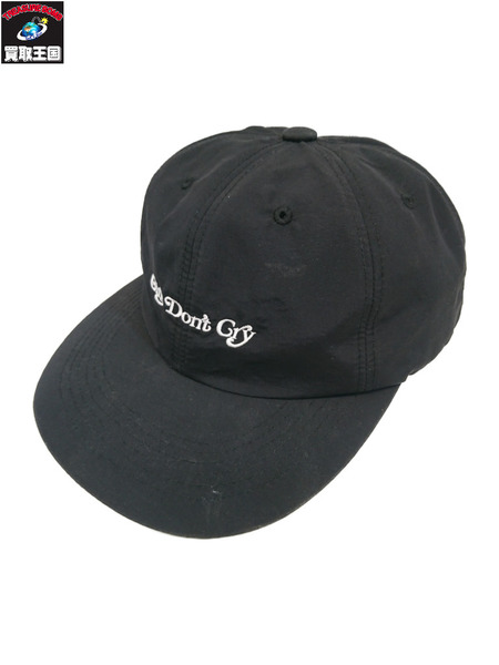 Girl's Don't Cry(ガールズドントクライ) NYLON LOGO CAP(POP UP 限定)【中古】[▼]
