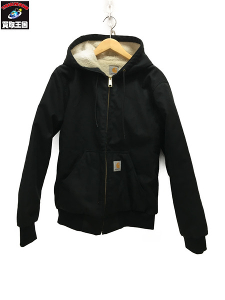 Carhartt WIP BOA PILE LINED ACTIVE JACKET ダック地裏ボア (S)【中古】[▼]