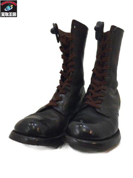 40s US.ARMY Jump Boots (8) BRN ジャンプブーツ【中古】