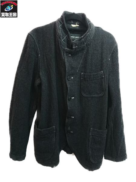 COMME des GARCONS HOMME DEUX ウールジャケット サイズS【中古】