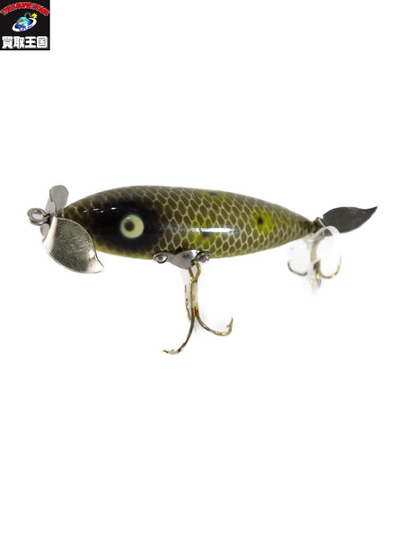 heddon wounded spook J smith japan【中古】